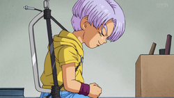 Trunks, tails of future not-quite-past