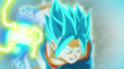 Vegeth Super Saiyan Blue