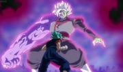 Vegeth vs Zamasu fusione