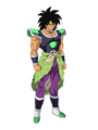 Broly (DBS) (Artwork - Dokkan)