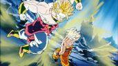 Broly Vs Goku Final Battle