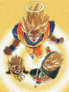 Goku\'s family
