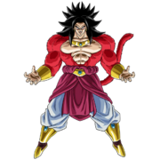 Broly (Super Saiyan 4) (Artwork)