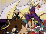 Film 08 : Dragon Ball Z - Brûle !! Combat sanglant, combat ardent, super combat décisif !!