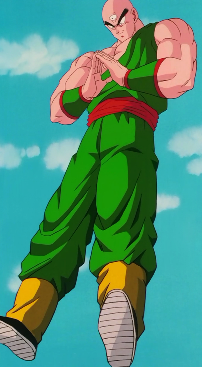 Tien Shinhan Dragon Ball Wiki Fandom Powered By Wikia