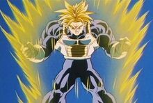 Ussj future trunks 2