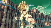 Bardock - Xeno (Super Saiyan 2)