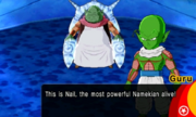 DB Fusions Most Powerful Namekian Alive Nail (Guru's Introduction)
