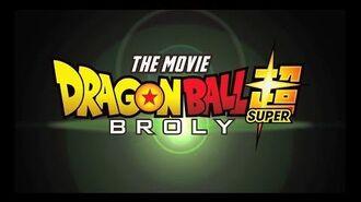 """DRAGON BALL SUPER BROLY - MAIN THEME """"Blizzard - Daichi Miura"""" MV Movie Edition"""