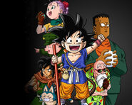 DragonBallThemovies single Volumen 14 (Wallpaper)