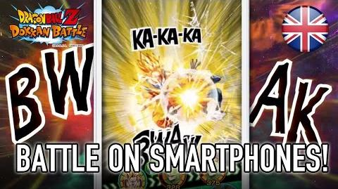 Dragon Ball Z Dokkan Battle - IOS Android - Battle on Smartphones!