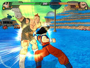 Goku vs Recoome BT3