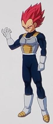 Super Saiyajin Deus