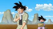 Alternate Goku