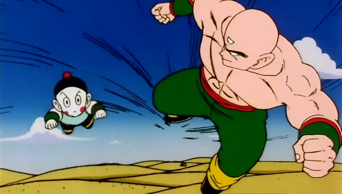 Do You Think Tien Stopped Training With Chiaotzu Dragonball Forum Neoseeker Forums