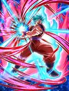 SSB Kaioken Goku Dokkan Battle TUR