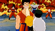 Androide 20 soffoca Yamcha
