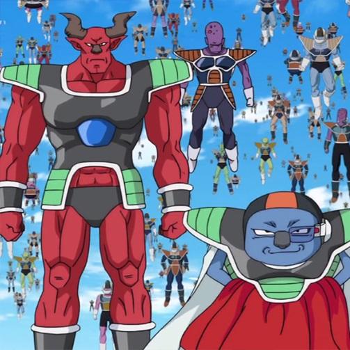 Armata Galattica di Freezer-E