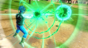 DBXV2 Future Warrior (Super Pack 3 DLC) Grand Smasher (Super Skill)