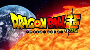 Dragon Ball Super Opening Logo
