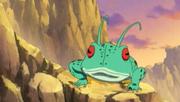 Frog Ginyu in Super