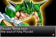 Piccolo vs King Piccolo - Fusión 1