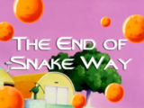 The End of Snake Way (uncut)