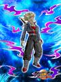 Dokkan Battle Boss Clone Trunks card (DB FighterZ Super Warrior Arc)