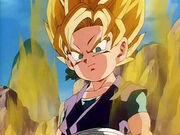 Goku Jr. Super Sayan
