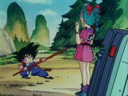 Goku incontra Bulma