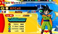 KF Perfect Cell (Goku)