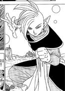 Zamas DBS Manga
