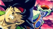 Bardock vs chilled gif 2 by majingokuable-d4stvuf