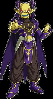 Démon Berserker (Super God Class-Up) (Artwork)