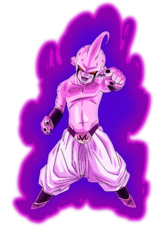 Dark Kid Buu