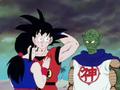 Dieu demande à Goku de le succéder