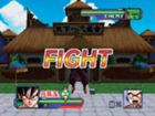 Dragon Ball Z Scouter Battle Taikan Kamehameha - Ora to Omee to Scouter goku vs piccolo