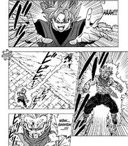 Goku black bankoku