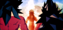 SS4 Goku Vegeta Gohan