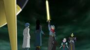 SuperTrunks Hikari Sword 1