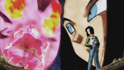 Android 17 faces Ribrianne