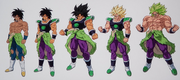 Broly Forms