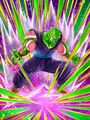 Dokkan Battle Kami and Demon King Piccolo (Fused With Kami) card