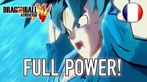 Dragon Ball Xenoverse - PS3 PS4 X360 XB1 - Full Power! (Trailer Français)