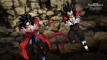 Goku n bejita zeno