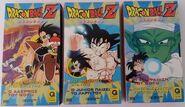 01. Dragon Ball Z Greek VHS (DeAgostini Hellas)