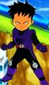 DB Fusions Saiyan Patrolman Tyber (Status Profile)