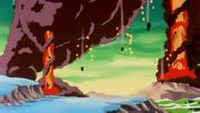 Gohan Returns - Planet Namek Exploding