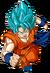 Goku SSJ Deus SSJ