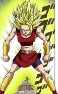 Kale SS Devastador Manga a color